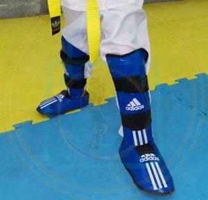 ساق روپایی کاراته ادیداس